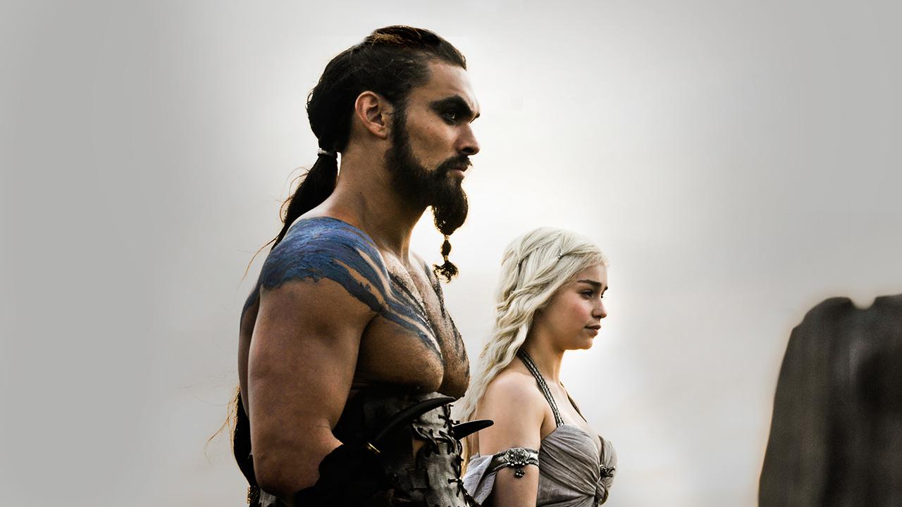 El idioma dothraki fue creado para la serie.